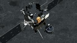 Philae separates from Rosetta
