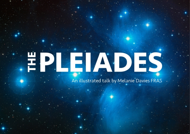 slide from the pleiades talk