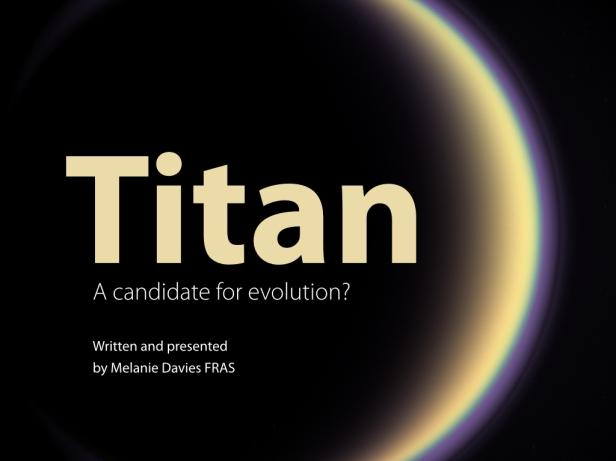 slide from titan talk