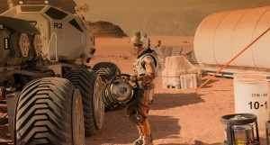 scene from the martian