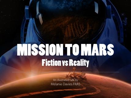 Mission to Mars slide