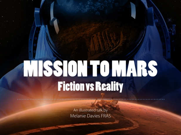 Mission to Mars slide