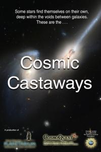 cosmic castaways poster