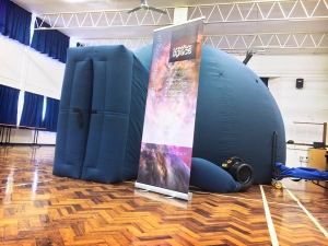 The Planetarium at Fairlands Primary School