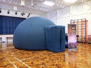 The Planetarium at Fairlands Primary School