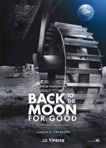 back to the moon poster