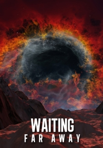 waiting far away poster