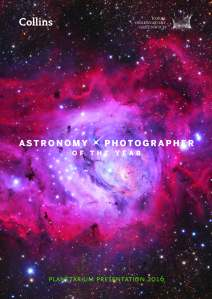 Astronomy Photographer of the Year 2016 cover image