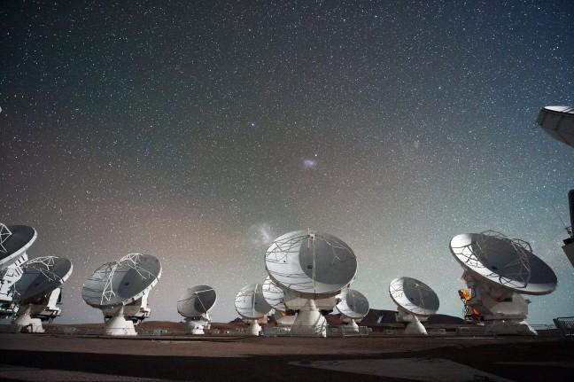 ALMA Radio Observatory