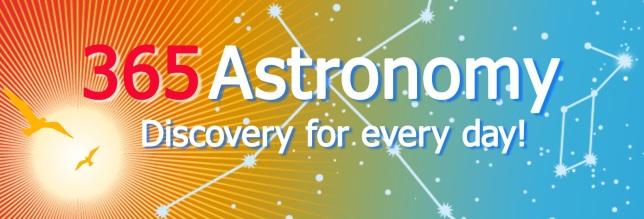 365 Astronomy logo