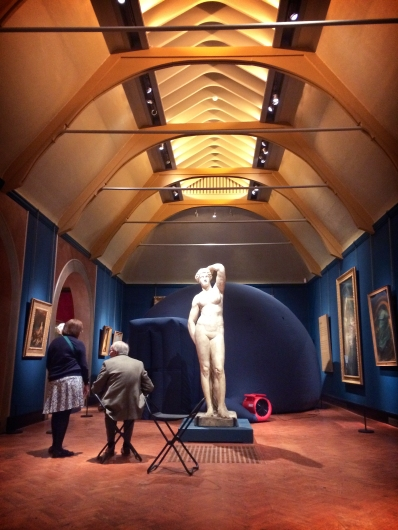Museums at Night event for Watts Gallery Artists' Village near Guildford