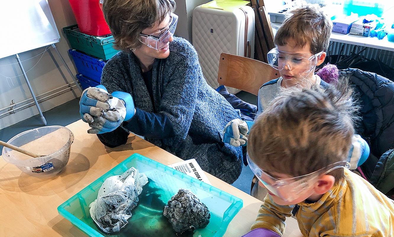 Comet Workshop at Birling Gap National Trust