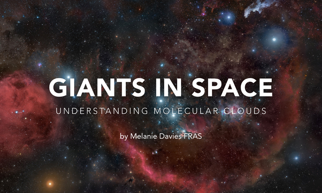 Intro slide for Giants in Space talk